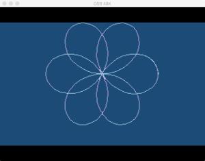 Atari Graph It Pol 9 Flower