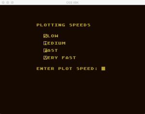 Atari Graph It XY 4