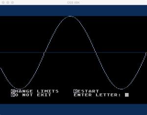 Atari Graph It XY 8