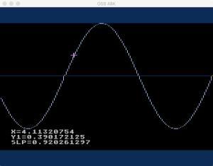 Atari Graph It XY 10