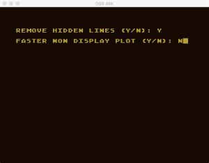 Atari Graph It XYZ 8