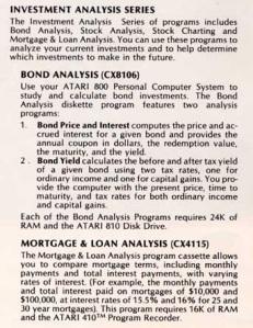 Atari MLA Ad
