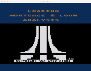 Atari MLA Boot Load