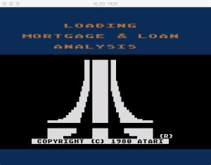 Atari MLA Boot Load