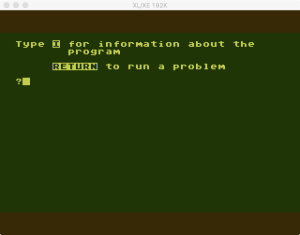 Atari MLA 1 1