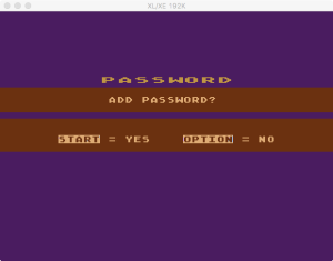 SynChron Password Add