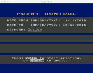 SynChron Print 1
