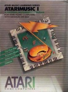 AtariMusic I Box Front