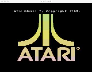 AtariMusic I Boot