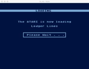 AtariMusic I 1 3 Load