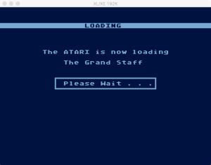 AtariMusic I 1 4 Load
