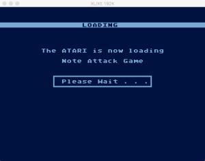 AtariMusic I 1 5 Load