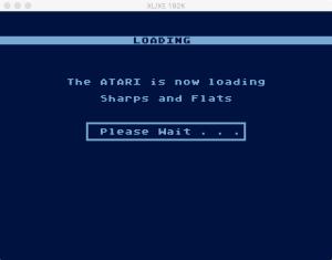 AtariMusic I 2 3 Load