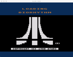Biorhythm Boot