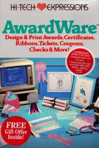 AwardWare Box Front