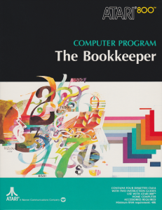 Bookkeeper Front