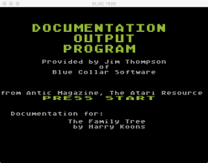 Family Tree Doc 1