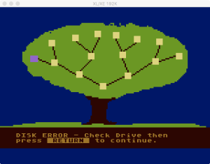 Family Tree Error
