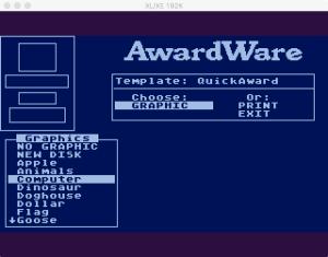 AwardWare 2 03
