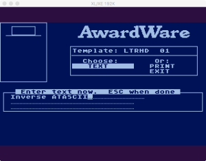 AwardWare 3 3 3
