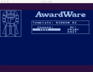 AwardWare 3 5 1