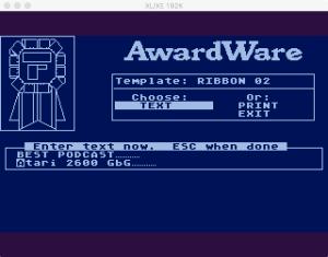 AwardWare 3 5 2