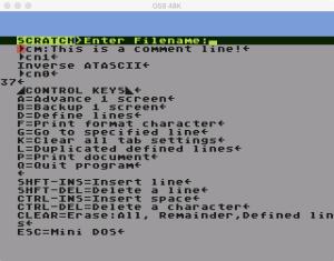 Scriptor DOS Delete