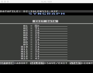 SynGraph Edit 3