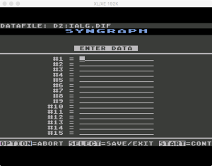 SynGraph Edit Create 2