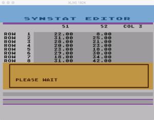SynStat Edit 7 3