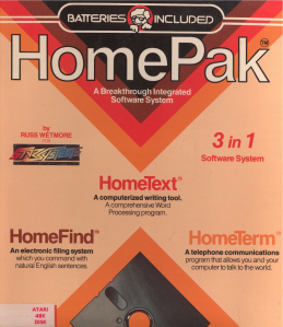 HomePak Front