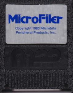MicroFiler Cart